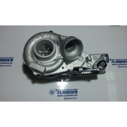 Turbo Mercedes C200/220,E200/220 CDI 727461,742693,A6460900080