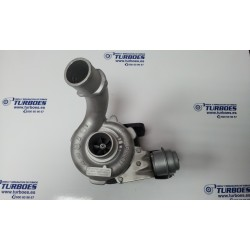Turbo Renault Laguna,Megane,Scenic,Nissan Primera,Mitsubishi Carisma,Volvo V/S40,1.9(120/115cv)