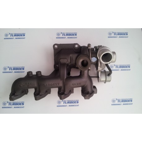 Turbo Ford Transit Conect 1.8TDCI,756919-2