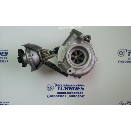 Turbo Citroen C4,C5,Peugeot 307,308,407,607,2.0HDI(136cv)