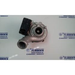 Turbo Audi A6/Q7(3.0 TDI-239cv),Volkswagen Phaeton/Touareg/Marine(3.0 TDI-239/265cv)