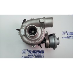Turbo Toyota Avensis,RAV4,Previa,Picnic,Estima 2.0D-4D(114/126cv)