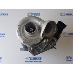 Turbo para BMW 120 d(E87)/320 d (E90/E91) 150/163 Cv
