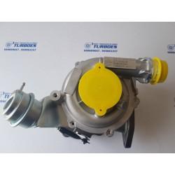 Turbo para Opel Vivaro /  Movaro. Renault Master / Trafic