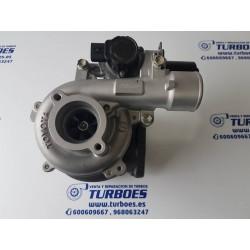 Turbo Toyota HI-LUX / HI-LUX PHASE 2 / LANDCRUISER 150