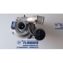 Turbo Renault Kangoo , Twingo / Dacia Logan 1.5 dCi Motor K9k 50kw 68bhp