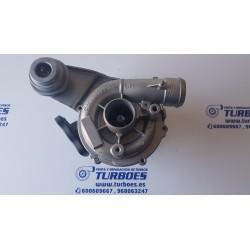 Turbo Peugeot 806/807/Expert, Citroen Evasion/C8/Synergie, Fiat Ulysse,Scudo