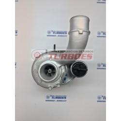 Turbo Opel, Nissan, Renault (74, 84 kW, 100, 114 cv)