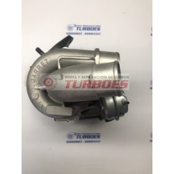 Turbo Toyota Avensis/Corolla