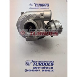 Turbo BMW 318d,320d,520d(E46/E39)122/136cv
