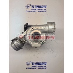 Turbo Audi A4,A6,VW Passat,Skoda Superb 1.9TDI